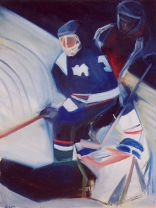 002. Hokisok II. / Hockey players II.