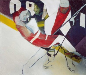 003. Hokisok III. / Hockey players III.