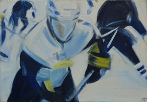 018. Hokisok XIX. / Hockey players XIX.