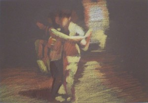 017. Milonga at night