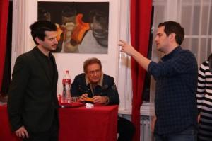 Veress Dániel, Turczi István és Opánszki Tamás