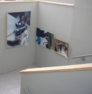 Ezüstgerely pályázat / Sport in the Contemporary Hungarian Art 2006.