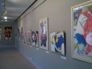 A kiállítás / The exhibition