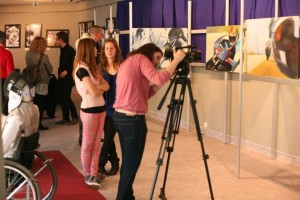 A Kamaszcsatorna riportja velem / Riport with me in the Teenager TV channel