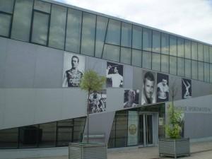 Magyar Olimpiai és Sportmúzeum / Museum of Hungarian Sport and Olympic